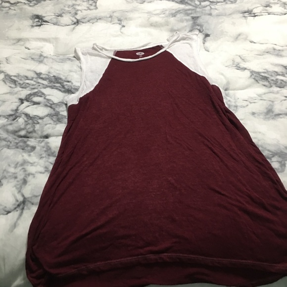 SO Tops - Muscle style tank top